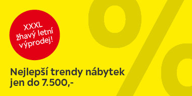 Trendy nábytek do 7500,-