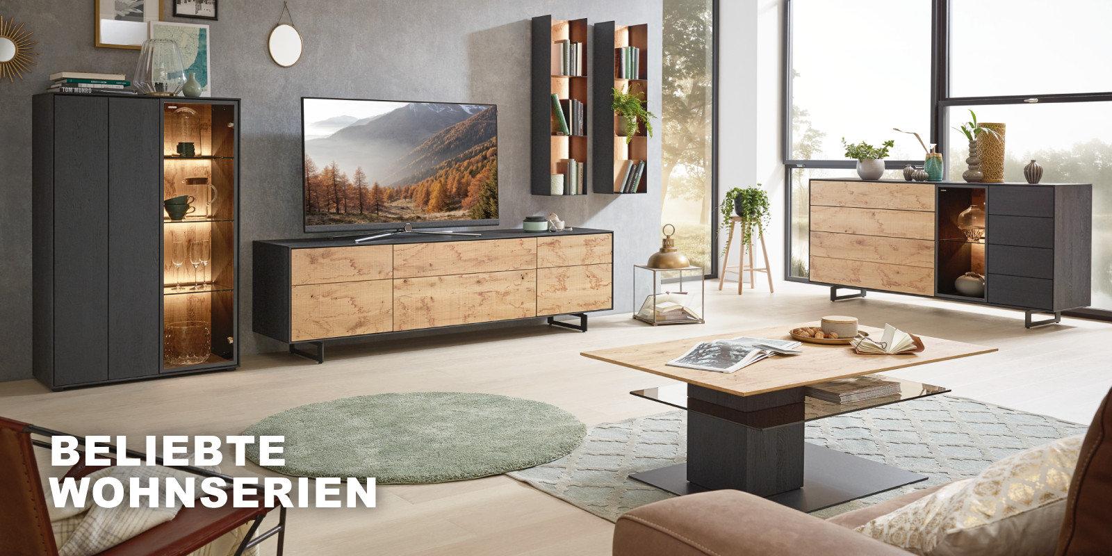 Beliebte Wohnserien