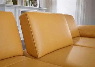 Rychlé nastavení sedu nabízejí sedačky od XXXLutz.