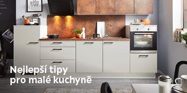 Tipy do malé kuchyně