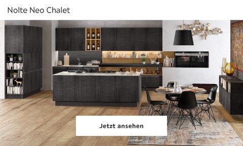 Nolte Neo puristische Küche grau