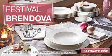 Festival brendova XXXL Lesnina