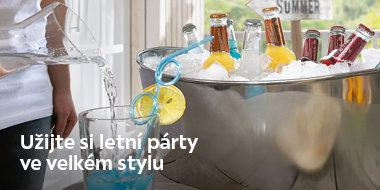 Užijte si letní párty