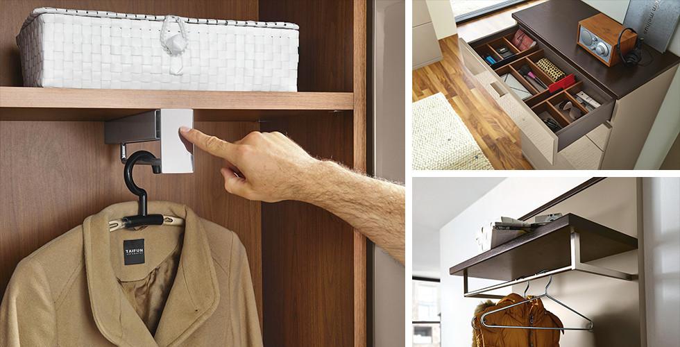 Garderobensets mit praktischer Ausstattung und funktionellen Accessoires bei XXXLutz.