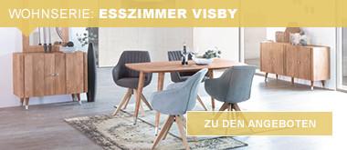 Wohnserie: Esszimmer Visby