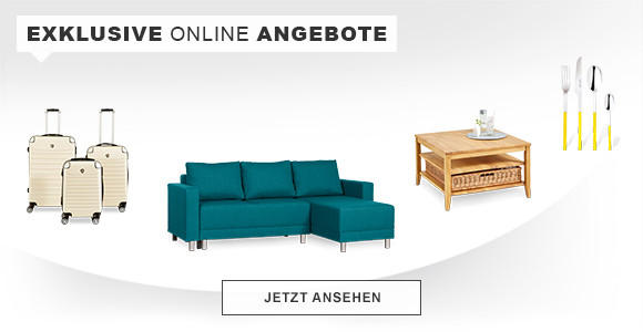 Online Only Angebote