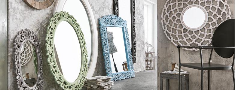 Spiegel romantisch Schlafzimmer