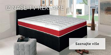Lesnina TV reklama krevet boxspring