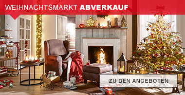 Weihnachtsmarkt Abverkauf