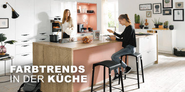 Farbtrends in der Küche