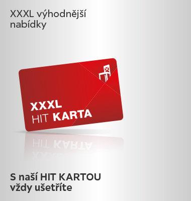 Hitkarta plná výhod