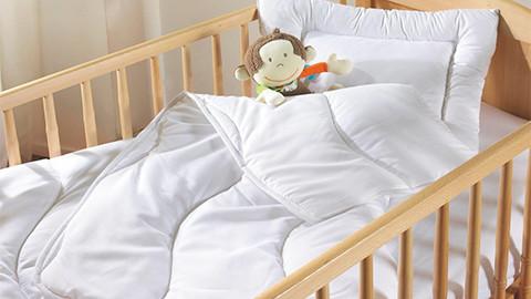 Babydecken babykissen praktische kinderbettsets xxxlutz
