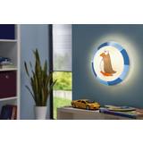 Dječja zidna svjetiljka s motivom zbunjenog pingvina