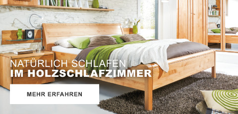 Holzschlafzimmer
