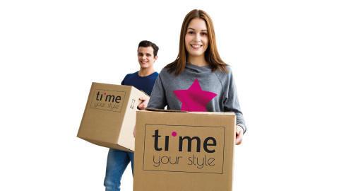 grosse Produktauswahl von Time - jetzt ansehen