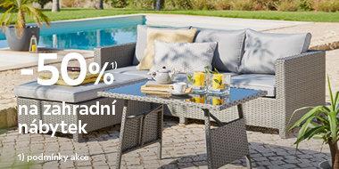 Trendy zahradní nábytek