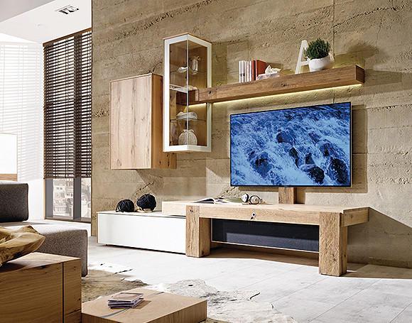 Voglauer rustikale Möbel mit Ausstrahlung