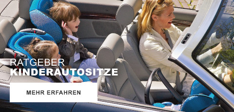 Ratgeber Kinderautositze