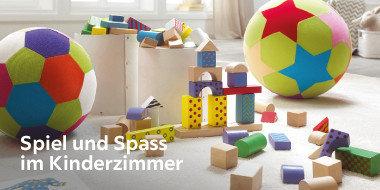 Spiel und Spass im Kinderzimmer