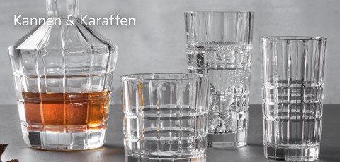Leonardo Kannen und Karaffen