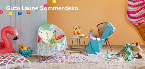 """""""Sommer-Dekotrends""""/"""