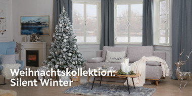 Weihnachtskollektion: Silent Winter