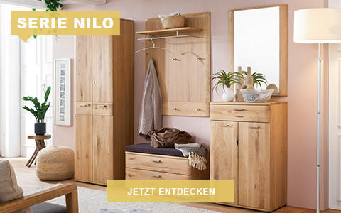 Garderobe Nilo