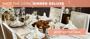 Shop the Look: Dinner Deluxe