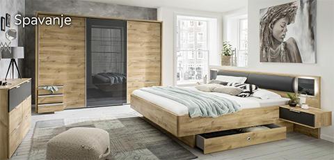 namještaj za spavaću sobu