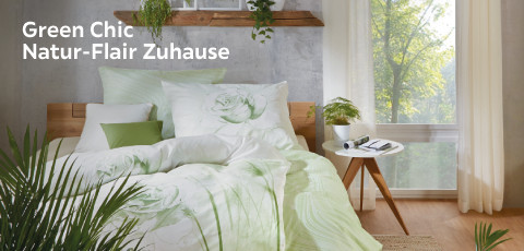 Green Chic Natur Flair zuhause
