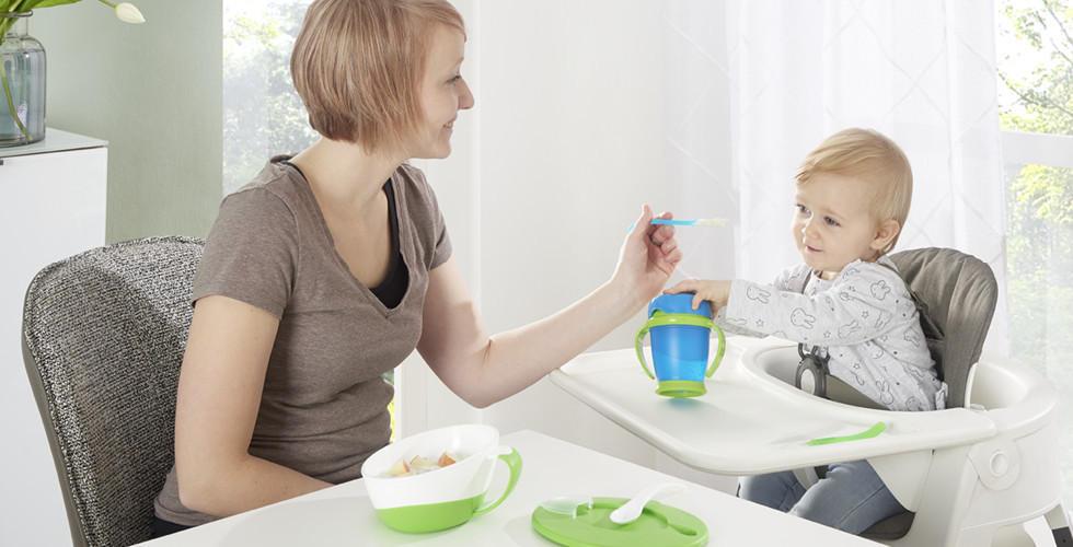Babyvård & amning