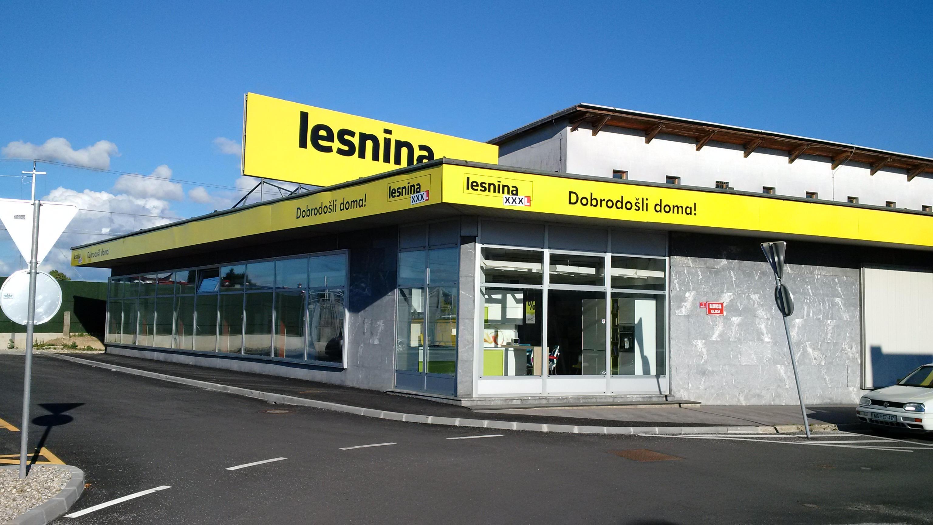 Lesnina Murska Sobota