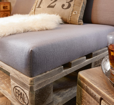 Industrial Stil Sofa bei XXXLutz