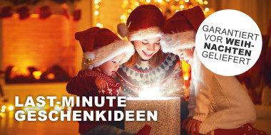 Last-Minute-Geschenkideen