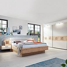 Schlafzimmerserie Gandino