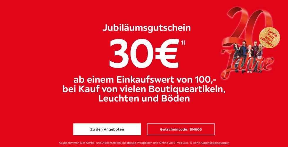 Jubiläumsgutschein BN606