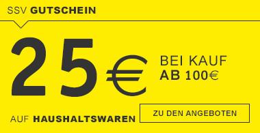 SSV Gutschein