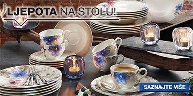 Kvalitetno i elegantno suđe Villeroy & Boch Lesnina XXXL