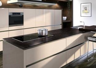 so wird aus der arbeitsplatte der stilvolle mittelpunkt jeder küche