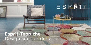 ESPRIT-TEPPICHE – DESIGN AM PULS DER ZEIT