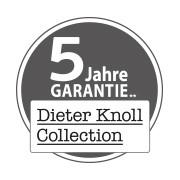 dieter knoll collection 5 jahre garantie siegel
