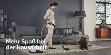 Mehr Spaß bei der Hausarbeit