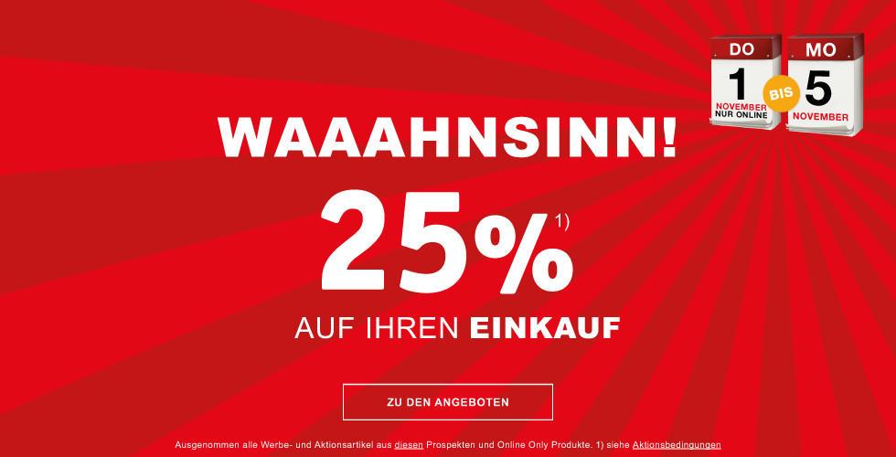 [xxxlutz.at] -25% na kupovine do 5.11.2018.