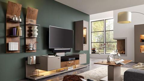 Moderne tv eckmöbel  Moderne TV-Möbel: Design trifft Funktionalität