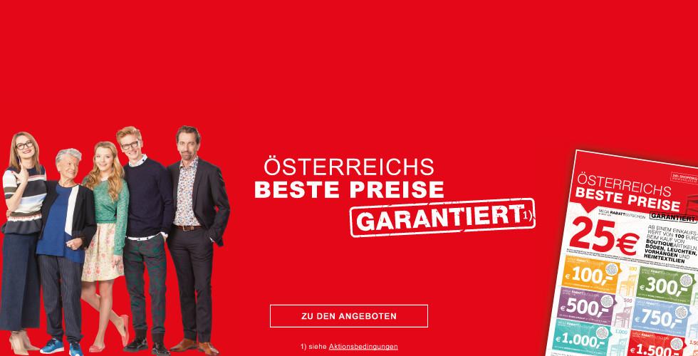 Oesterreichs beste Preise