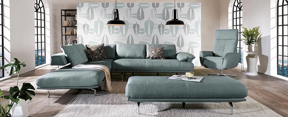 Sofa Materialien im Überblick