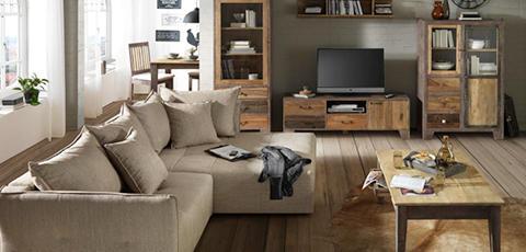 Landscape obývací pokoj