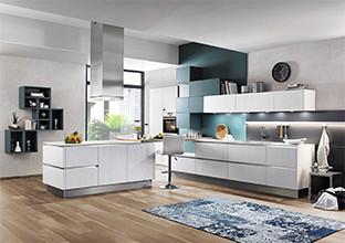 Blok kuhinje i kuhinje po mjeri u Lesnini xxxl.