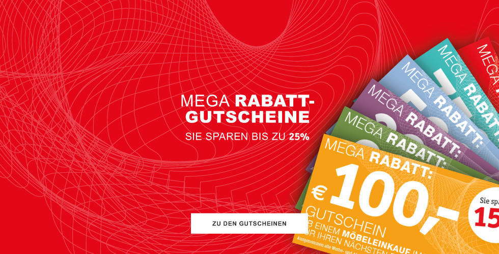 MEGA-Rabattgutscheine