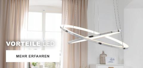 Vorteile LED